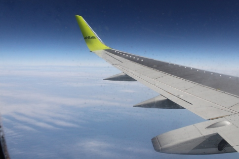 AirBaltic Uçağı