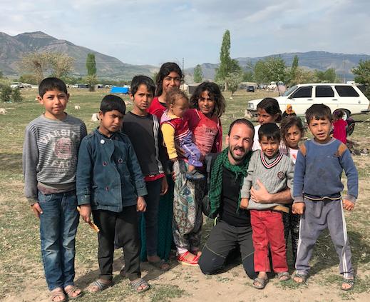 Mevsimlik işçilerin çocukları, Dersim, Tunceli