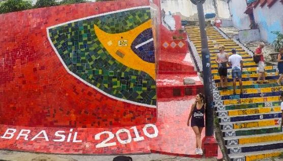 Brezilya gezisi
