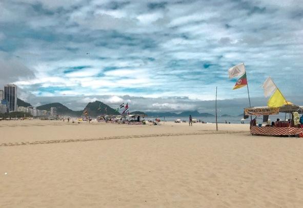Copacabana - Rio - Brezilya