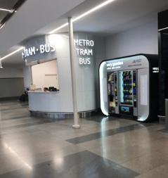 Prag Havaalanı Tramvay Bileti
